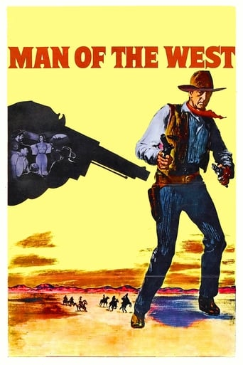 Poster of Man of the West