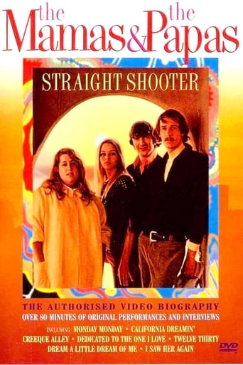 The Mamas & The Papas: Straight Shooter