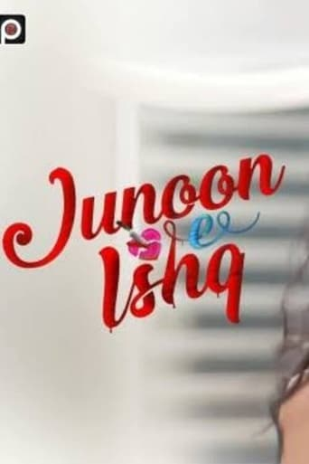 Poster of Junoon e Ishq