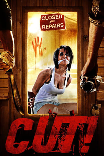 Poster of Cut!