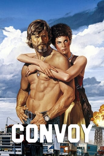 Convoy (1978) - poster