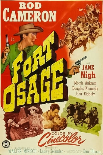 Poster of Fort Osage