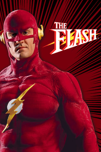 The Flash 1990 Poster