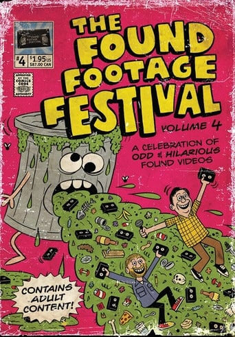 Poster of Found Footage Festival Volume 4: Live in Tucson
