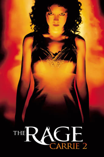 Poster of The Rage: Carrie 2