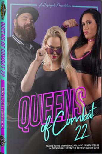 Queens Of Combat QOC 22