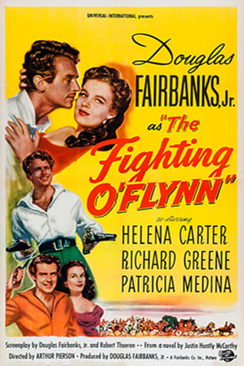 Poster of The Fighting O'Flynn