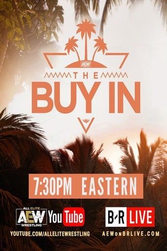 Poster of AEW Fyter Fest: The Buy-In