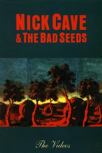 Poster of Nick Cave and The Bad Seeds: The Videos