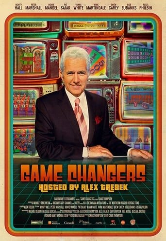 Poster of Game Changers