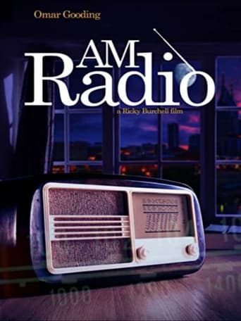 AM Radio Poster