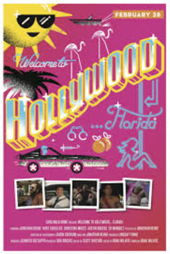 Welcome To Hollywood Florida