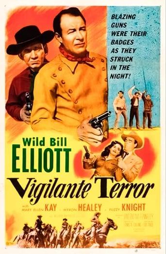 Poster of Vigilante Terror