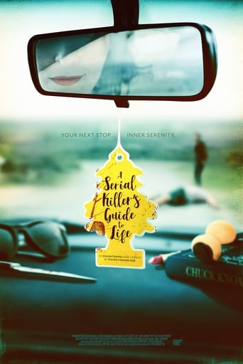A Serial Killer's Guide to Life Poster