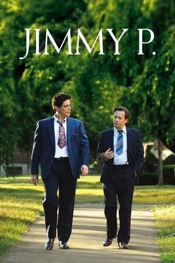 Poster of Jimmy P.