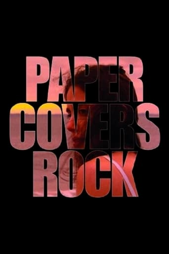Poster of Paper Covers Rock