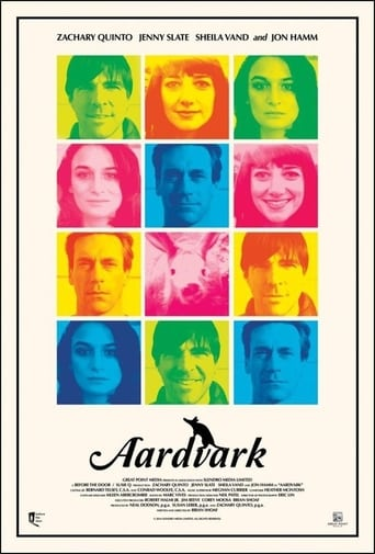Poster of Aardvark fragman