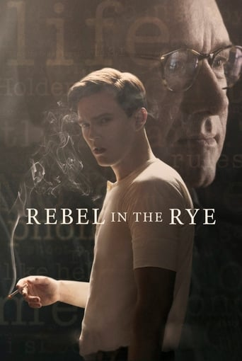 Poster of Rebel in the Rye fragman