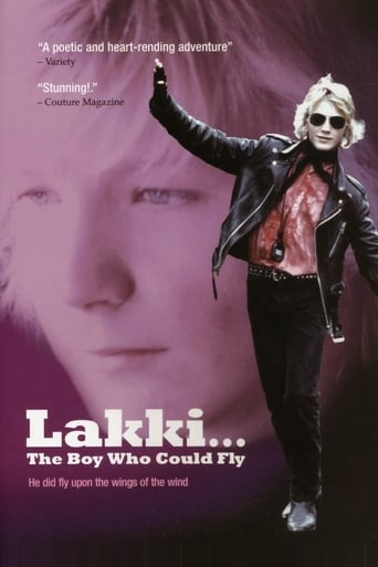 Poster of Lakki... The Boy Who Could Fly