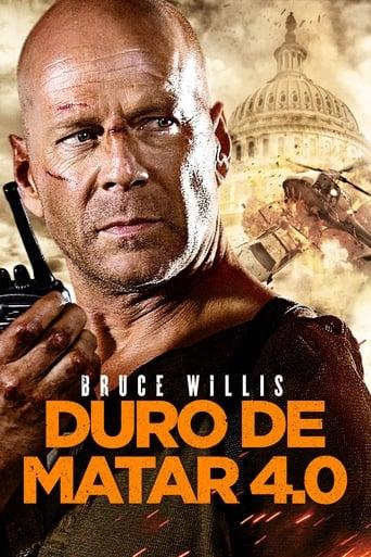 Die Hard 4.0 - Viver ou Morrer