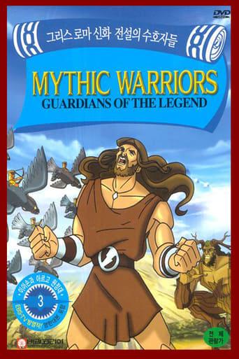 Guerreiros Míticos 1ª Temporada - Poster
