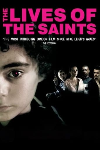 Poster of Lives of the Saints