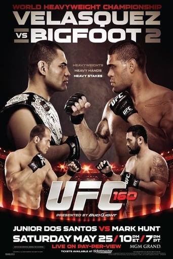 Watch UFC 160: Velasquez vs Bigfoot 2 Online Free Putlocker