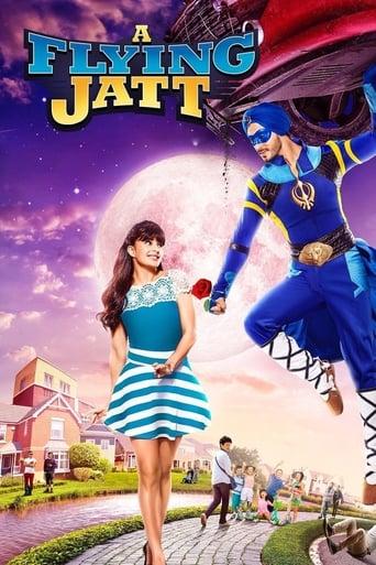 Poster of A Flying Jatt