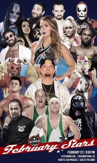 Poster of Bar Wrestling 9: February Stars