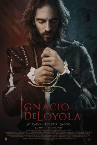 Poster of Ignatius of Loyola