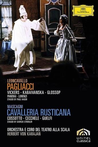 Poster of Cavalleria rusticana / Pagliacci