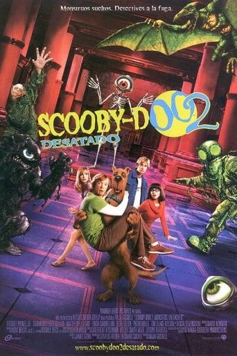 Poster of Scooby-Doo 2: Desatado