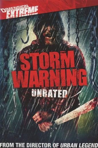 Aviso de Tempestade - Poster