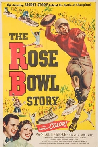 Poster of The Rose Bowl Story