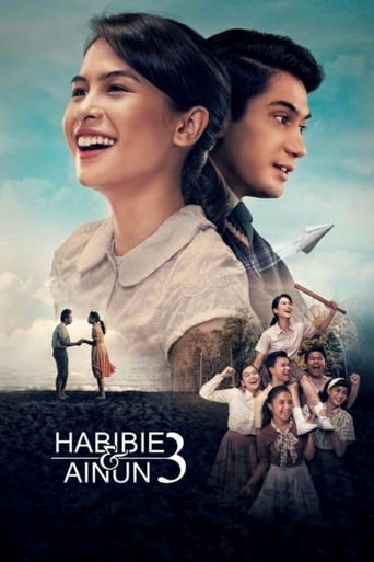 Habibi & Ainun 3  2019 Movie 720p WEBDL 1.1GB With Bangla Subtitle