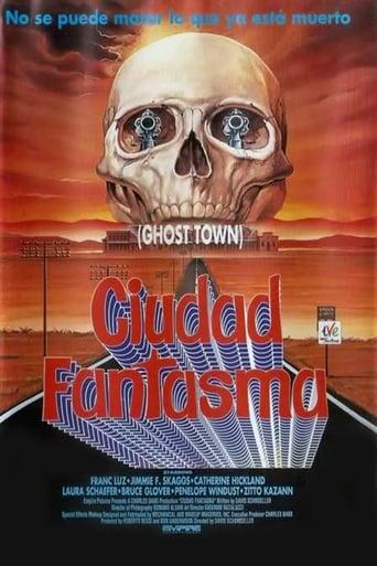 Poster of Ciudad fantasma