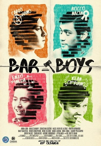 Poster of Bar Boys