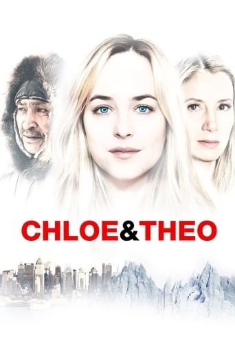 Chloe and Theo (2015) - poster