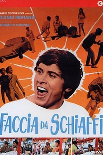 Poster of Faccia da schiaffi