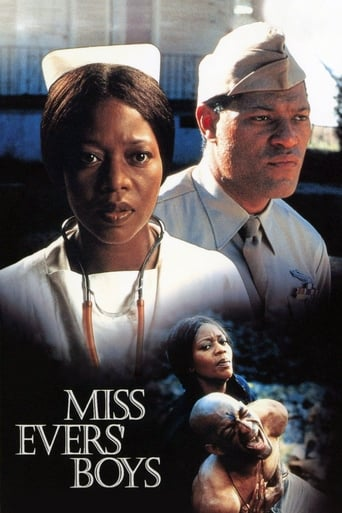 Poster of Miss Evers' Boys