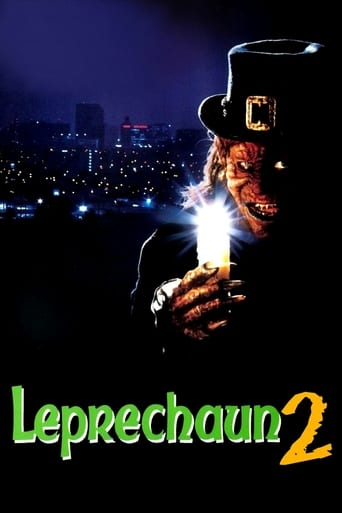 Poster of Leprechaun 2
