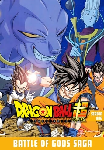 Dragon Ball Super 1ª Temporada - Poster