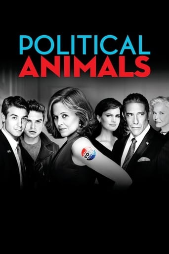 Poster of Political Animals