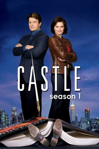Castle 1ª Temporada - Poster