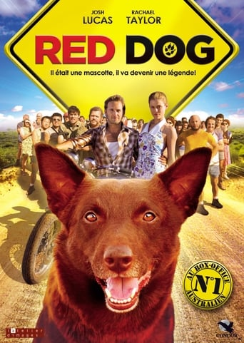 Poster of Red Dog