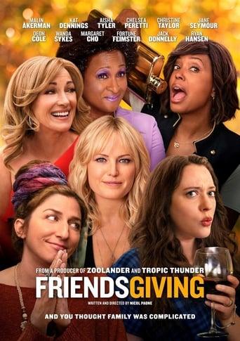 Poster Friendsgiving