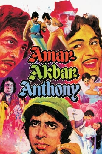 Watch Amar Akbar Anthony Online Free Putlocker