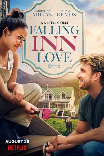 Poster Falling Inn Love