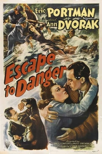 Poster of Escape to Danger