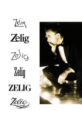 Poster of Zelig